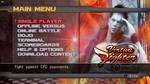 The Judgment 6 Assassin VF eSports Menu Screen by onistompa