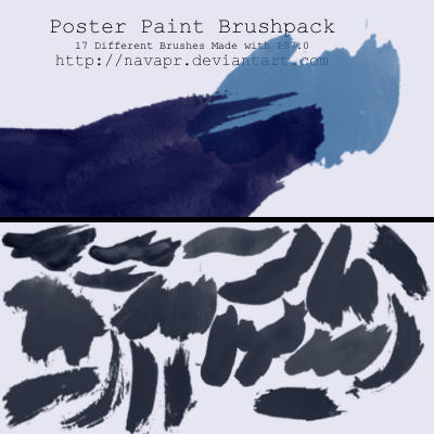 Poster Paint by Navapr