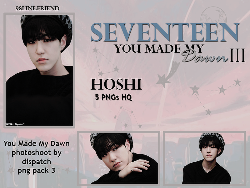 Hoshi Svt Png Pack Ymmd Dispatch Photosh 3 By 98linefriend On Deviantart
