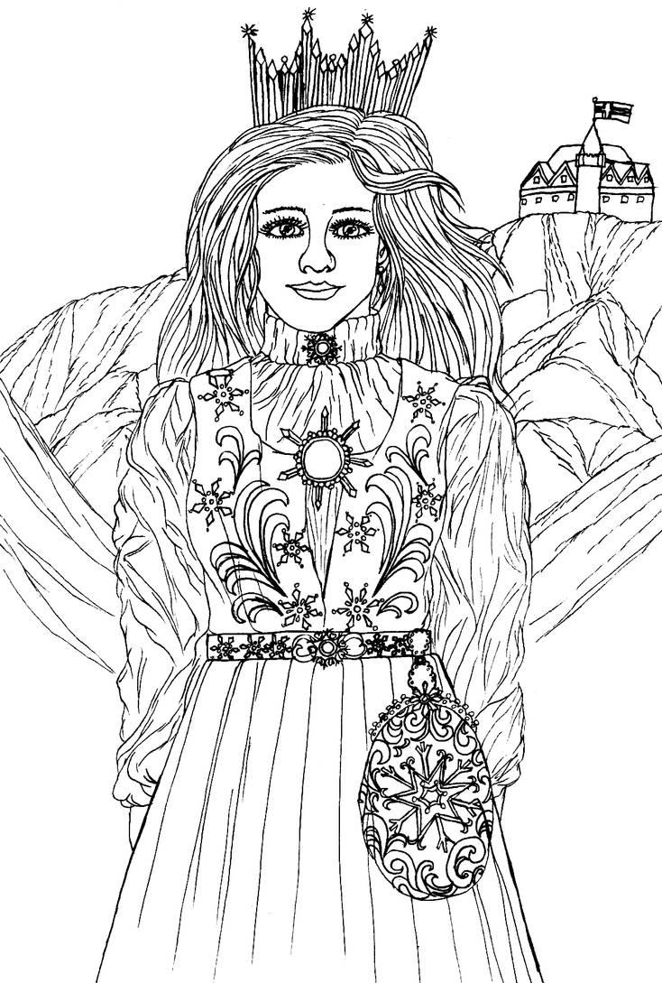 disney frozen coloring sheets | Coloring Frozen (The snow queen ... | 1089x734