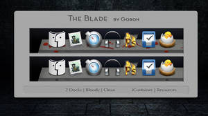 The Blade by Gor0n