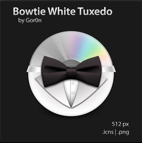 Bowtie White Tuxedo by Gor0n