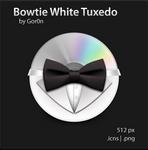 Bowtie White Tuxedo