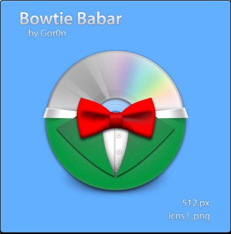 Bowtie Babar by Gor0n