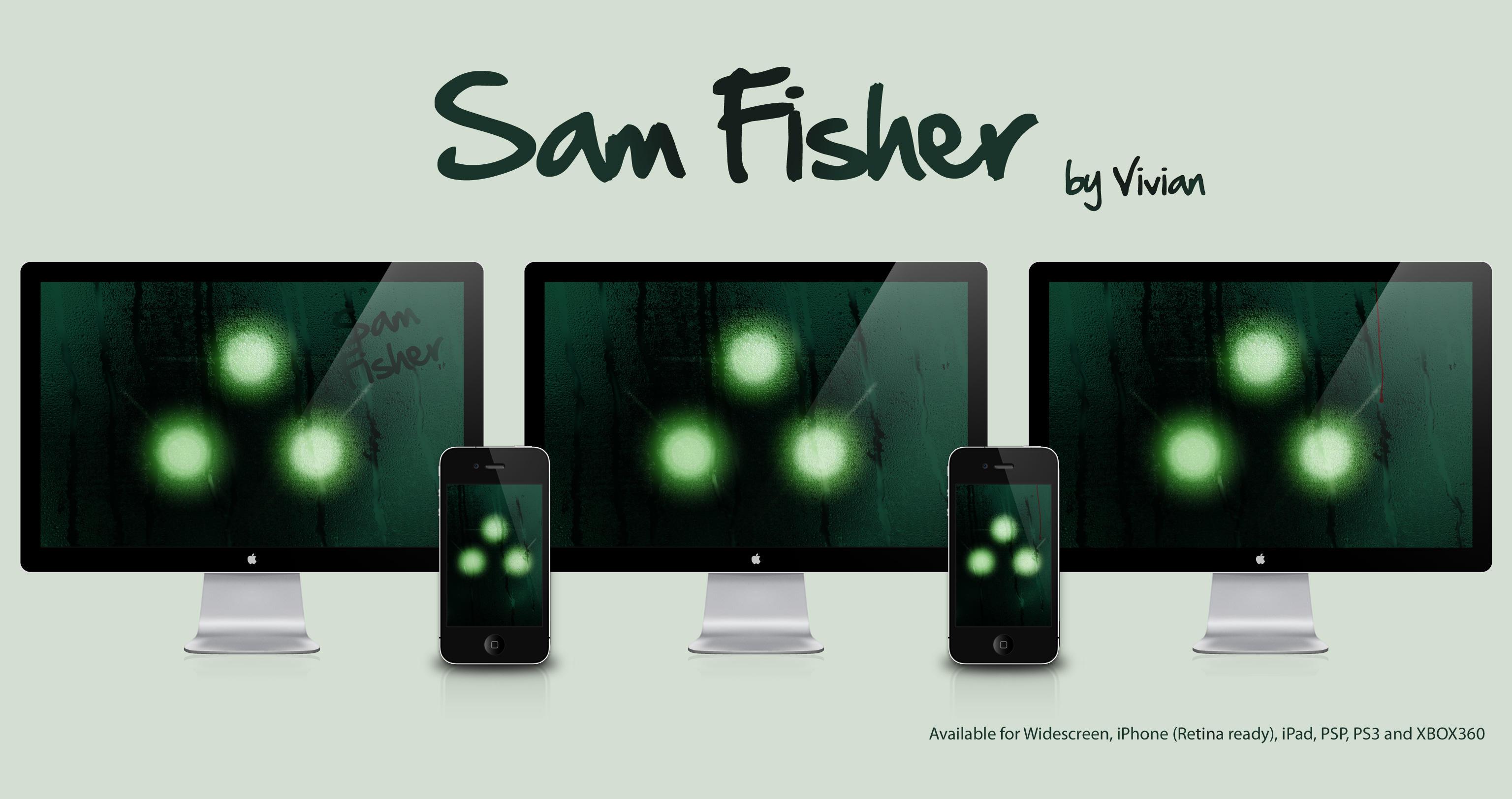 Sam Fisher by Gor0n