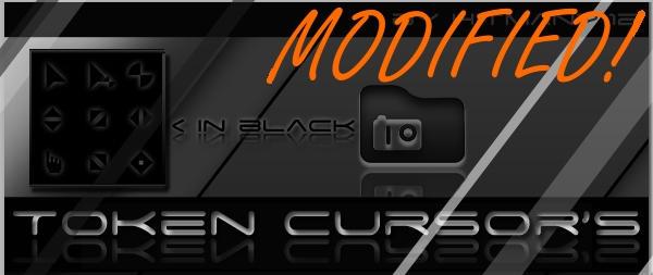 Token Black Cursors EDITED
