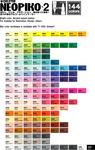 Neopiko-2 Color Set for Corel Painter