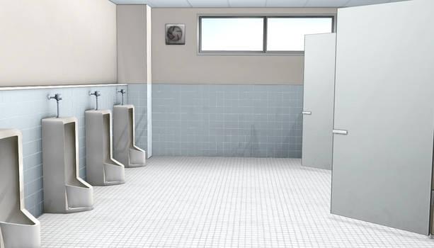 MMD School bathroom - Download