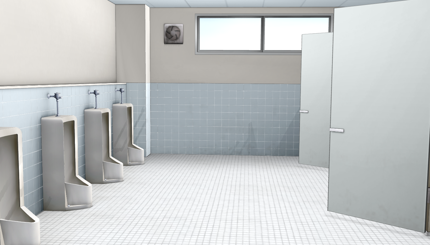 MMD School bathroom Download by cycypinkb on DeviantArt