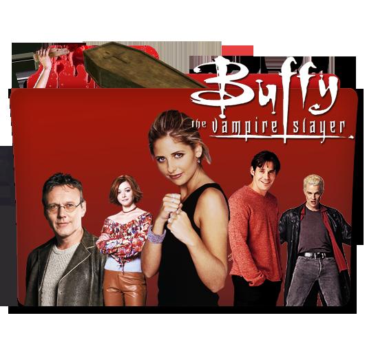 Buffy the Vampire Slayer by stargazerowl