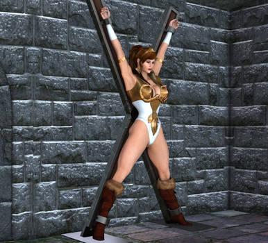 Teela held prisoner