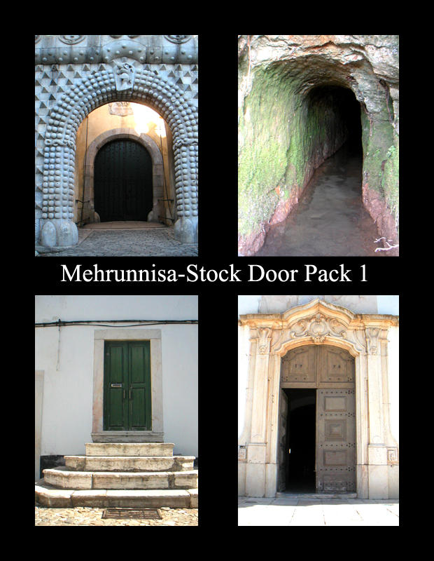 Mehrunnisa-stock Door Pack 1 by Mehrunnisa-stock
