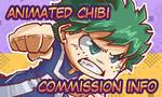 Chibi Animated Commission