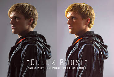 PSD2 - Color Boost
