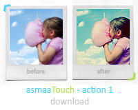 asmaatouch Action1 by asmaaTouch