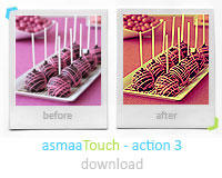 asmaatouch Action3 by asmaaTouch