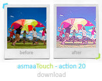 asmaatouch Action20 by asmaaTouch