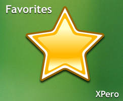 Favorites Icon by XPero