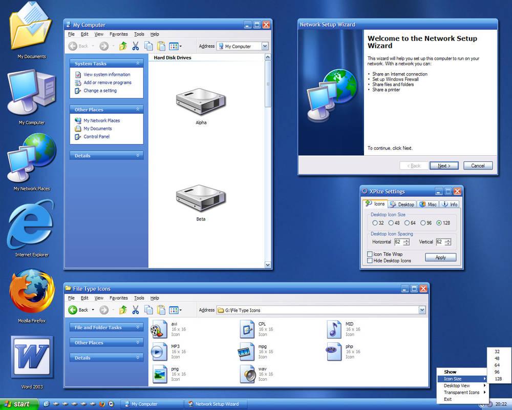 XPize 4.0 MCE by XPero
