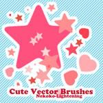 Rounded Star Brush