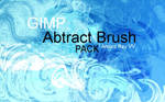 Gimp Abtract Brush Pack 1