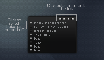 Eka - To do list - Updated by Sirence