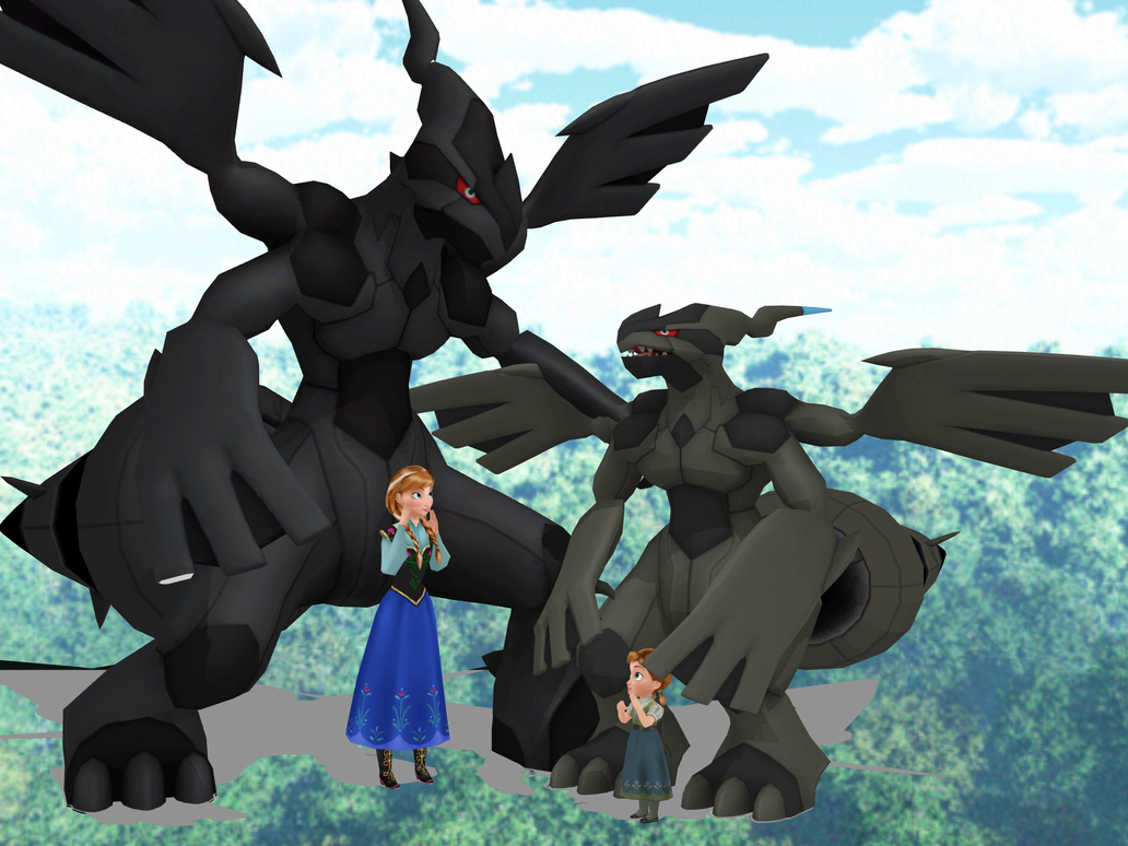 Pokemon X And Y Zekrom Images | Pokemon Images