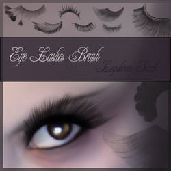 Eye Lashes by Lugubrum-stock