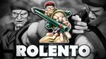 Street Fighter V Mod - Rashid as Rolento