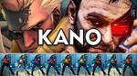 SFV Mod - Nash as Kano