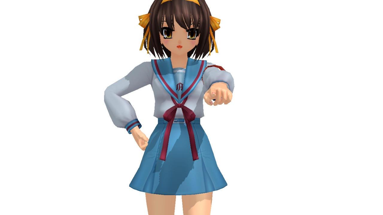Haruhi Suzumiya DL by Haruhi-chan4ever