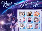 Pack Renders #12 Kimi no Na wa