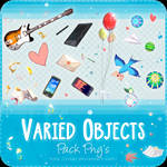 Pack Png's #1 Varied Objects