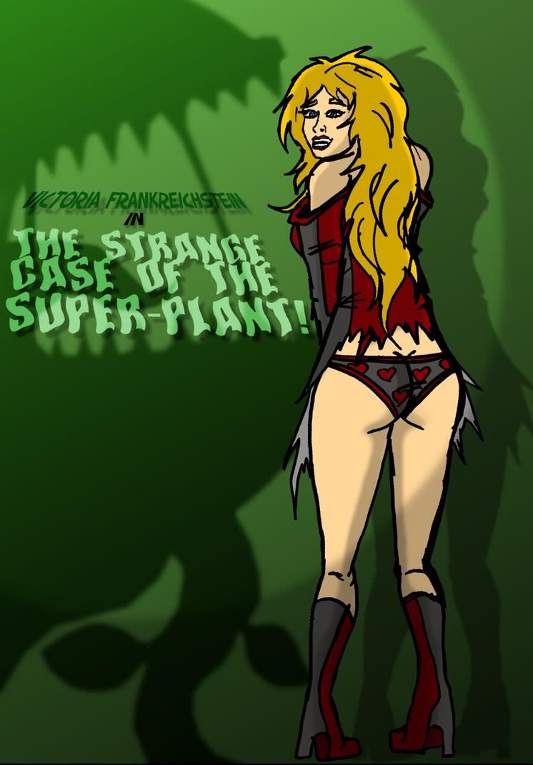 The Strange Case of the Super-Plant! - lukdev94 by TheShockermaniac