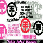 Tokio Hotel Brushes pack by youwillbesacred