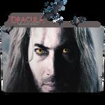 Dracula The dark prince Folder Icon