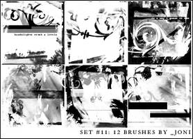 icon brush set 11 for PS7 by radiosoundx