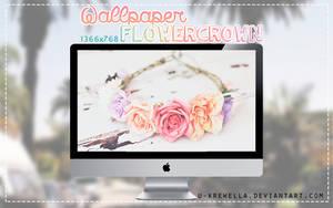 wallpaper ''flower crown'' | u-krewella by u-krewella
