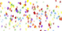 Gimp Brush - Confetti by chibiki