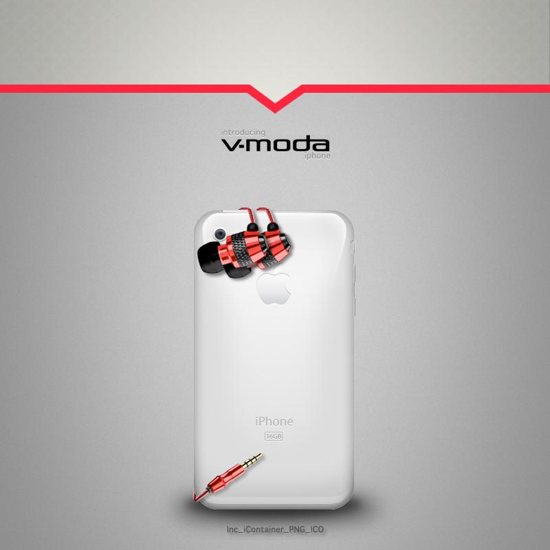 V-moda iPhone by 7UR