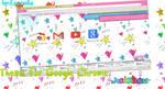 Theme for Google Chrome ''Rainbow'' By:Lucesita~