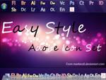 Easy Style Adobe Icon Set