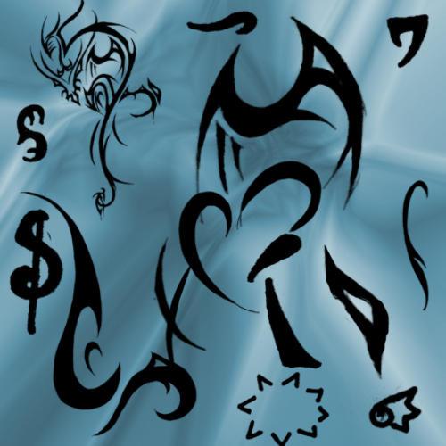 symbols by mikhi
