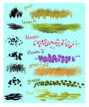 Nature Brushes for Clip Studio Paint
