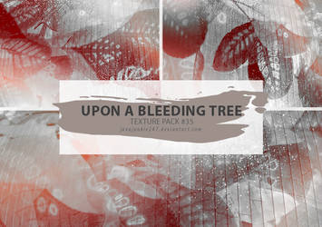 Textures #35 - Upon A Bleeding Tree by JJ-247
