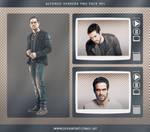 Alfonso Herrera PNG Pack #01