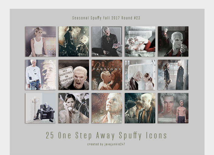 SS #23 One Step Away Icon Pack