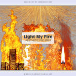 Light My Fire Aesthetic PNG Pack