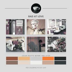 PSD #33 - Bad At Love