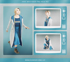 Jodie Whittaker PNG Pack #02